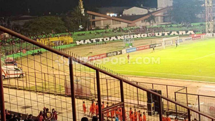 Pelatih Bali United asal Brasil, Stefano Cugurra Teco membocorkan stadion paling angker di Indonesia. Copyright: © Adriyan Adirizky Rahman/INDOSPORT