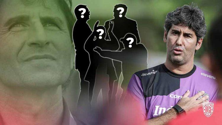 Bukan Luis Milla, 5 Pelatih asing ini juga layak latih Timnas Indonesia. Copyright: © Grafis: Yanto/Indosport.com