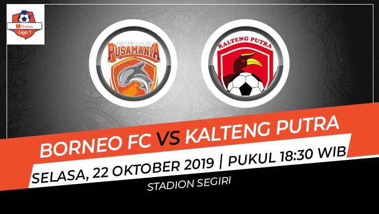 Prediksi Borneo FC vs Kalteng Putra Copyright: © INDOSPORT