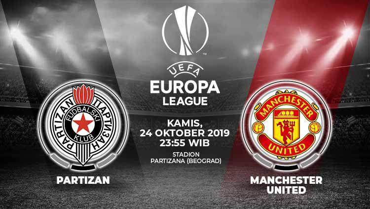 Xem lại Partizan vs Manchester United,