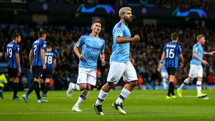Banyak klub Liga Inggris yang tak setuju jika banding Manchester City diterima agar bisa bermain di Liga Champions. Copyright: © Twitter/@SuperSportTV