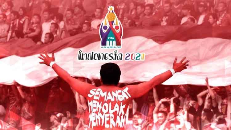 Indonesia jadi tuan rumah Piala Dunia U20 tahun 2021 Copyright: © INDOSPORT