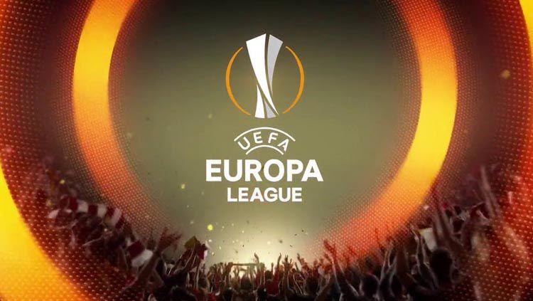 Logo Liga Europa. Copyright: © Twitter/@goleada_info