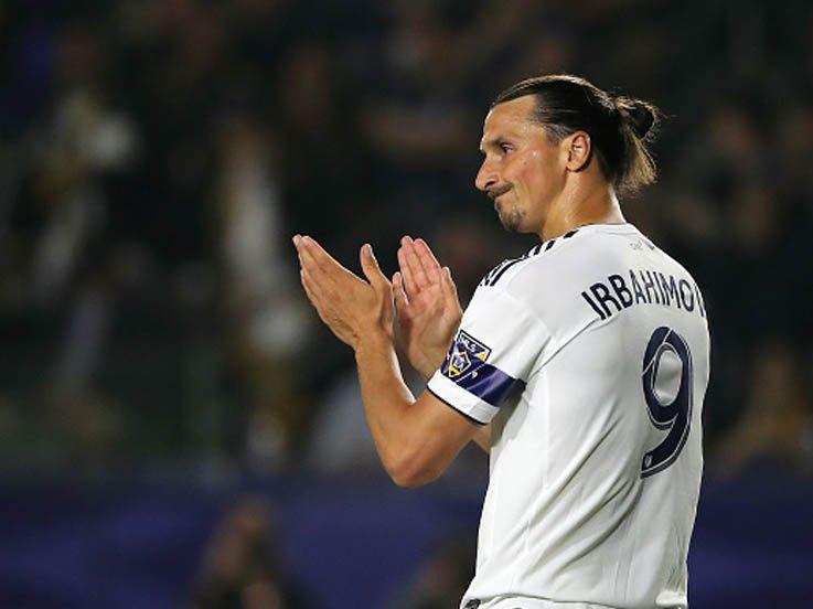 Pernah Diisukan ke Kalteng Putra, Zlatan Ibrahimovic Resmi Tinggalkan LA Galaxy