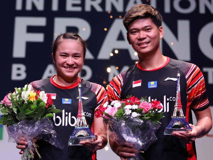 Hasil Hong Kong Open 2019: Terlambat Panas, Praveen/Melati Lolos ke Babak Kedua