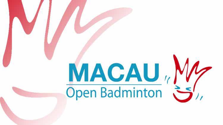 Logo Macau Open 2019. Copyright: © Grafis: Yanto/Indosport.com