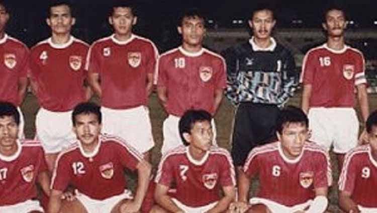 On This Day: Terakhir Kali Timnas Indonesia Berpesta di Negeri Orang Copyright: © @juara.net
