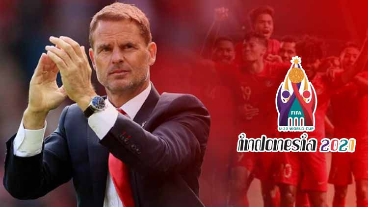 3 Blunder Fatal PSSI Jika Tunjuk Frank de Boer Latih Timnas Indonesia di Piala Dunia U-20 2021. Copyright: © INDOSPORT