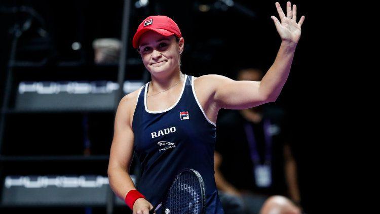 WTA melakukan pembekuan ranking para pemainnya menyusul keputusan penundaan turnamen-turnamen tenis sampai 7 Juni 2020. Copyright: © VCG/VCG via Getty Images