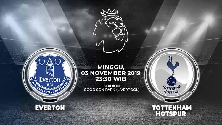 Link Live Streaming Liga Inggris Everton Vs Tottenham Hotspur Indosport