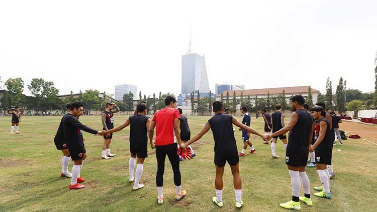PSM Makassar memiliki dua permintaan jika Liga 1 2020 dilanjutkan pada bulan September mendatang dan seluruh laga dihelat dengan berpusat di Pulau Jawa. Copyright: © Media PSM Makassar.
