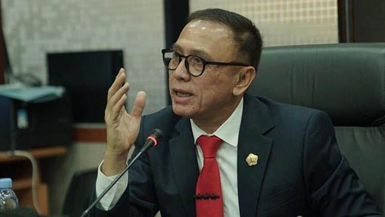 Mochamad Iriawan alias Iwan Bule terpilih secara sah menjadi Ketua Umum PSSI periode 2019-2023, dalam Kongres Luar Biasa di Jakarta, Sabtu (02/11/19). Copyright: © Instagram.com/mochamadiriawan84