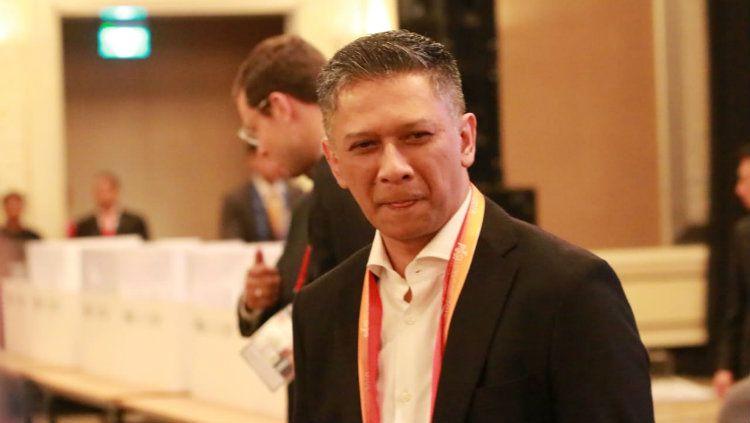 Iwan Budianto resmi terpilih jadi Wakil Ketua Umum PSSI mendampingi Mochamad Iriawan atau Iwan Bule. Copyright: © Media PSSI