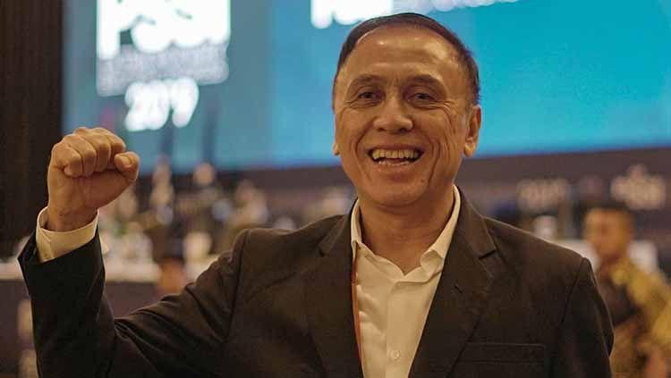 Ketua Umum PSSI, Mochamad Iriawan alias Iwan Bule, sangat bersyukur dengan keberhasilan para pemain Timnas Indonesia U-19 di Kualifikasi Piala Asia U-19 2020. Copyright: © Instagram@mochamadiriawan84