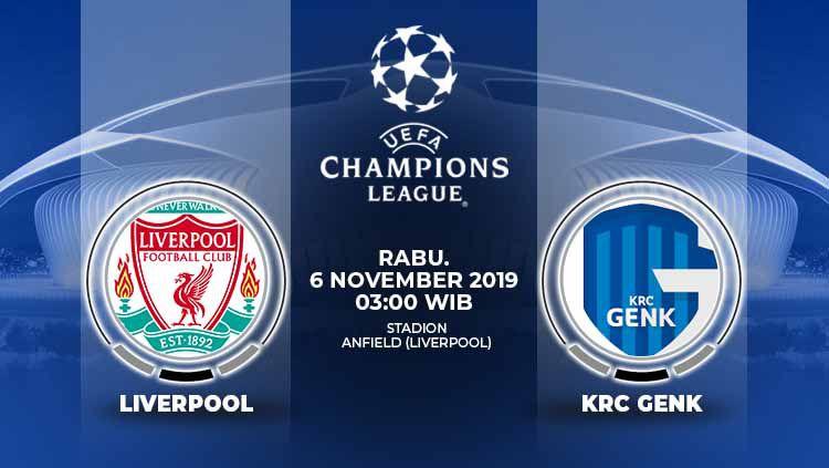 Xem lại Liverpool vs Genk highlights và video