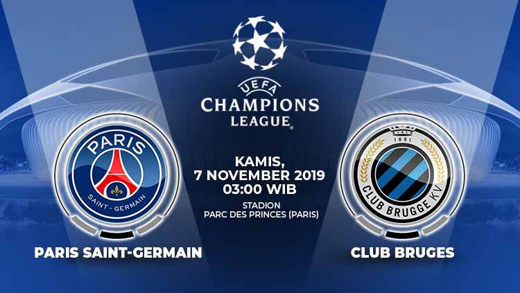 Xem lại PSG vs Club Brugge highlights & video