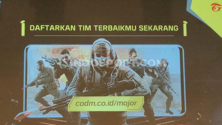 Pembukaan turnamen Call of Duty: Mobile (CoDM) Mobile Series 2019 di Jakarta, Senin (04/11/19). Copyright: © Martini/INDOSPORT