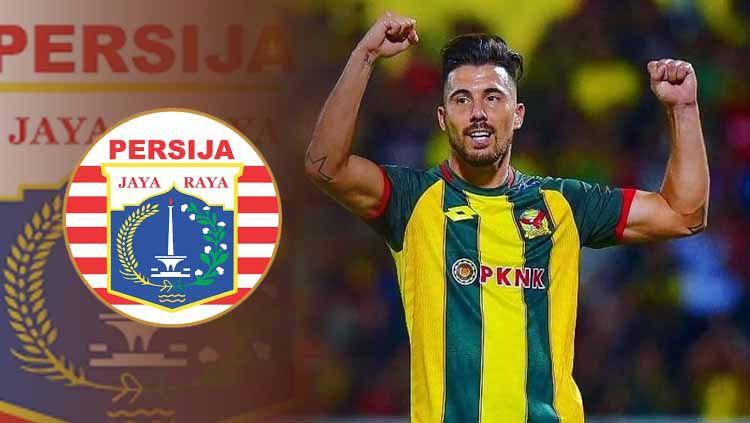 Jonatan Bauman dikaitkan dengan Persija Jakarta setelah kontraknya berakhir di Kedah FA. Kerugian pun membayangi Persija andai jadi merekrut Bauman. Copyright: © Kedah FA