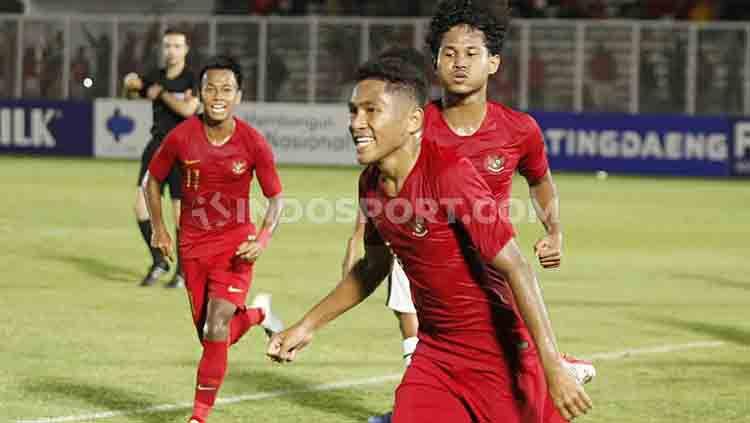 Hasil pertandingan Timnas Indonesia U-19 vs Timor Leste U-19 Copyright: © Herry Ibrahim/INDOSPORT
