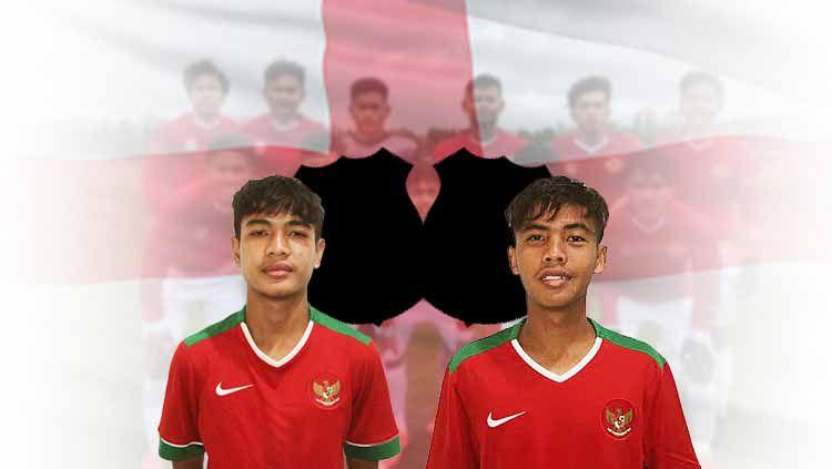 Kabar baik dan membanggakan untuk sepak bola Indonesia, yaitu 2 jebolan Garuda Select diberitakan segera dikontrak oleh klub Inggris dalam waktu dekat ini. Copyright: © PSSI/INDOSPORT
