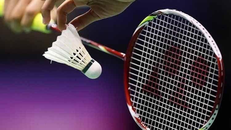 Ilustrasi Bulutangkis Copyright: © badminton