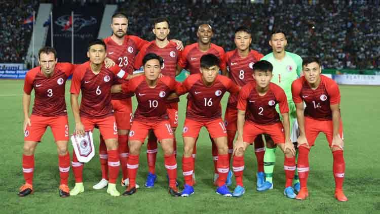 Pertandingan kedua di Grup K Kualifikasi Piala Asia 2020 akan mempertemukan Timnas Indonesia U-19 vs Hong Kong U-19 di Stadion Madya, Jakarta, Jumat (08/11/19) pukul 19.00 WIB besok malam. Copyright: © offside.hk