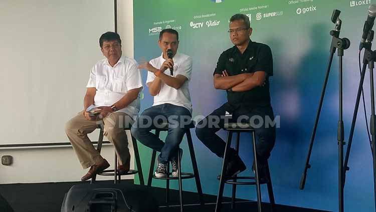 Tiga klub besar Eropa, Inter Milan, Arsenal dan Real Madrid akan Menyambangi Indonesia. Ketiganya akan menantang tim Indonesia U-20 All Star dalam U-20 Internasional Cup 2019. Copyright: © Zainal Hasan/INDOSPORT