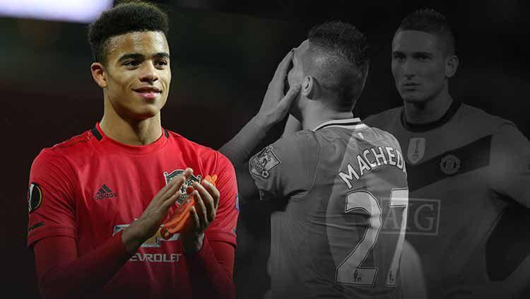Menanti masa depan Mason Greenwood di Manchester United, semoga bukan Federico Macheda jilid dua Copyright: © John Peters/Manchester United via Getty Images