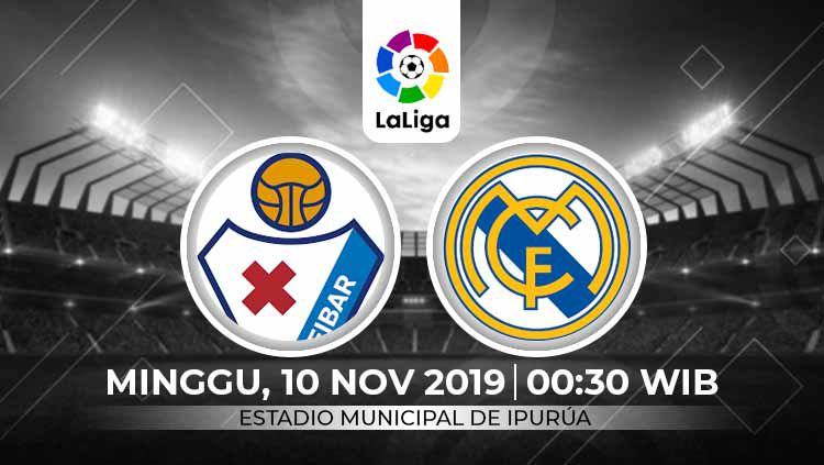 Xem lại Eibar vs Real Madrid highlights & video