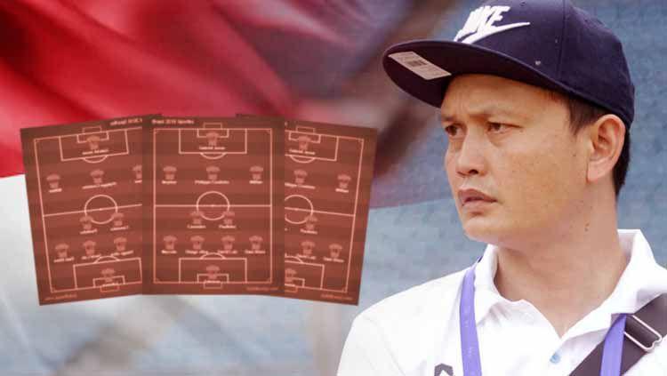 Gantikan Simon McMenemy, 3 Formasi yang Bisa Dicoba Caretaker Yeyen Tumena untuk Timnas Indonesia Copyright: © Ilustrasi/INDOSPORT