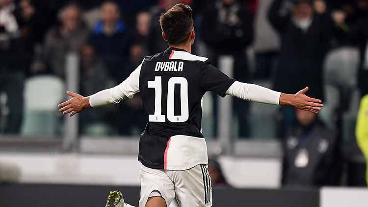 Pertandingan Serie A Liga Italia antara Juventus vs AC Milan bakal digelar Senin (20/09/21) dini hari WIB. Copyright: © Tullio M. Puglia/Getty Images
