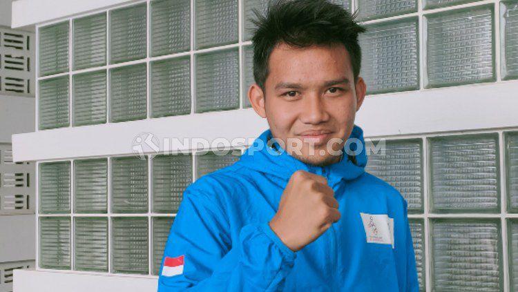 Wonderkid Timnas Indonesia U-23, Witan Sulaeman tantang Singapura untuk buktikan diri di SEA Games 2019. Copyright: © Martin Gibsian/INDOSPORT