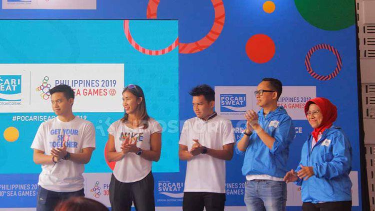 Timnas Basket Putra Indonesia nampaknya tidak diperkuat pemain naturalisasi pada ajang SEA Games 2019 Filipina. Copyright: © Kurnia Sandi/INDOSPORT