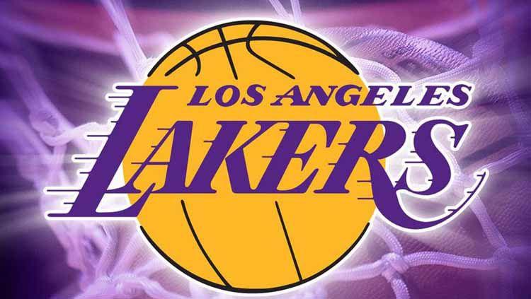 Logo tim basket NBA, LA Lakers Copyright: © SilverScreenAndroll