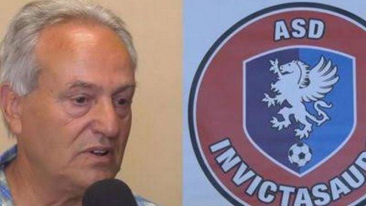 Massimiliano Riccini, mantan pelatih tim junior Invictasauro Copyright: © footballlive.ng