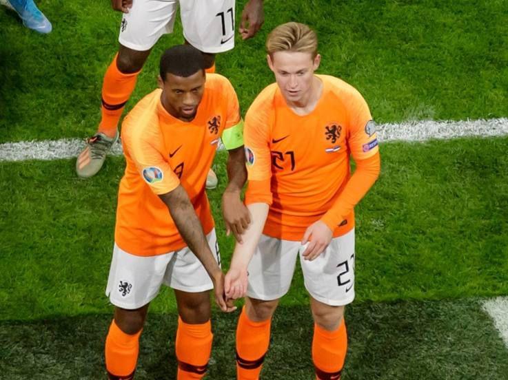 Hasil Pertandingan Kualifikasi Euro 2020 Belanda vs Estonia: Rasisme Kalah!