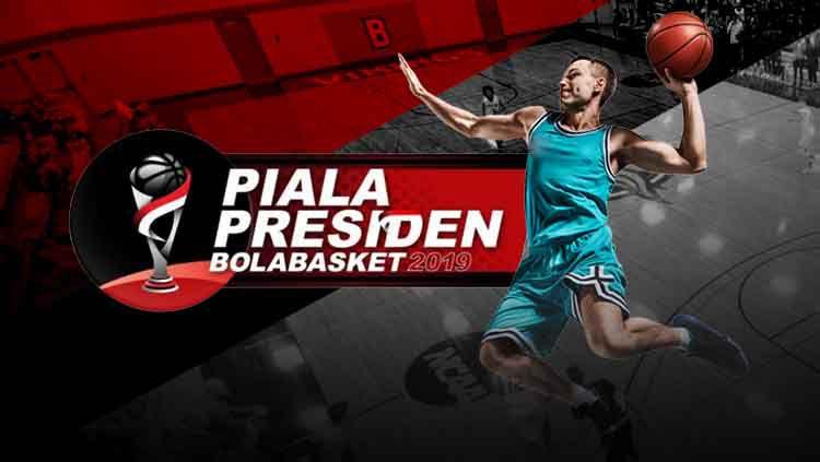 Piala Presiden Bolabasket 2019 Copyright: © INDOSPORT