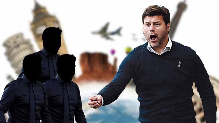 Sejumlah pelatih klub top Eropa sepertinya berpotensi susul jejak Mauricio Pochettino terkena pemecatan. Copyright: © INDOSPORT