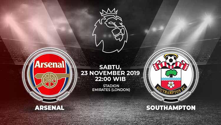 Xem lại Arsenal vs Southampton highlights & video full match