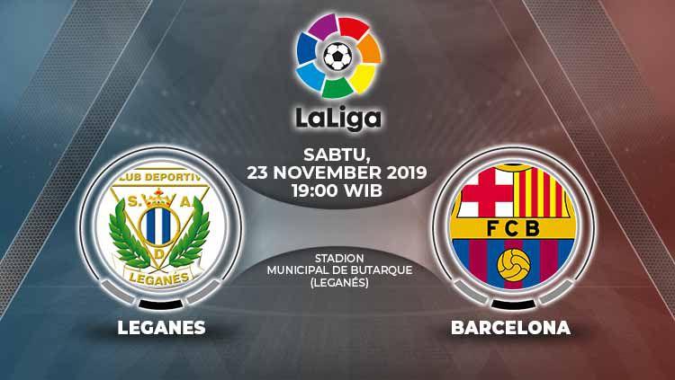 Xem lại Leganes vs Barcelona highlights & video full match