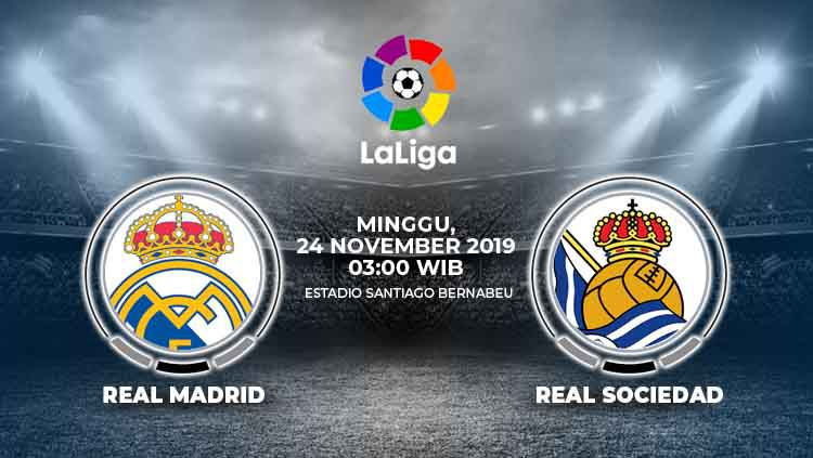 Xem lại Real Madrid vs Real Sociedad highlights & video full match
