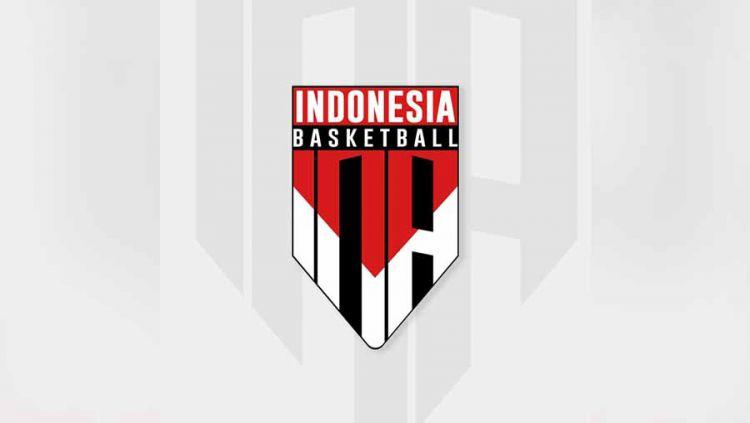 Logo Tim Nasional Bola Basket Indonesia baik Putra maupun Putri, senior maupun Junior. Copyright: © Istimewa