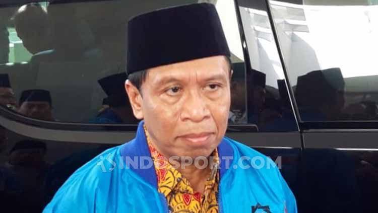 Menpora Zainudin Amali mengungkapkan alasan dibalik merosotnya posisi Indonesia di SEA Games 2019. Copyright: © Fitra Herdian/INDOSPORT