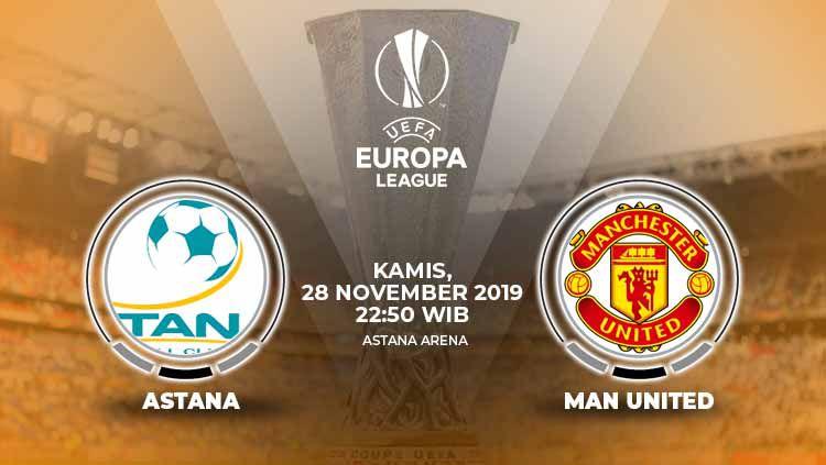 Xem lại Astana vs Manchester United highlights & video full match