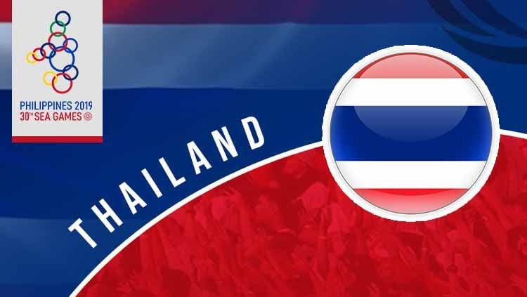 Kabar mengejutkan datang dari skuat Timnas Thailand U-23 yang menyatakan tidak sanggup lagi untuk mengikuti sepak bola SEA Games 2019. Copyright: © INDOSPORT