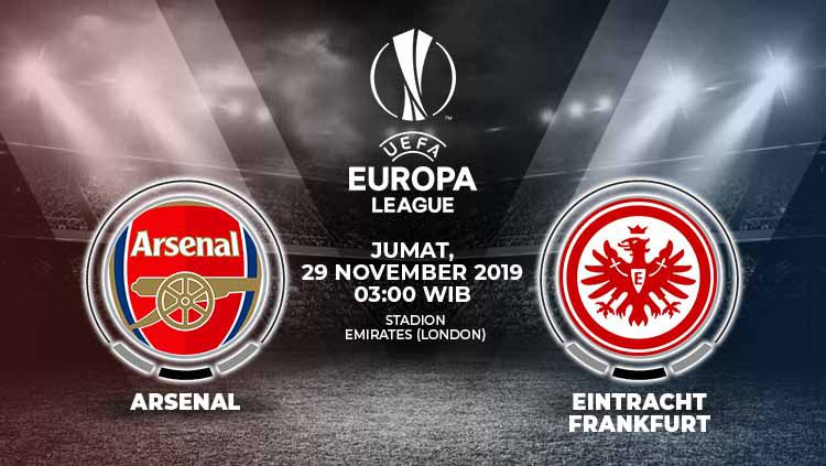 Xem lại Arsenal vs Frankfurt highlights & video full match