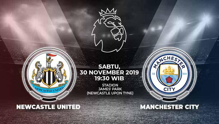 Xem lại Newcastle vs Manchester City, Ngoại hạng Anh 30/11/2019