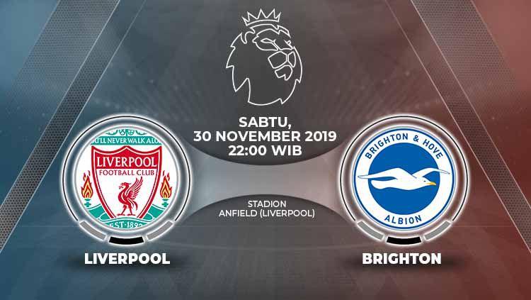 Xem lại Liverpool vs Brighton highlights & video full match