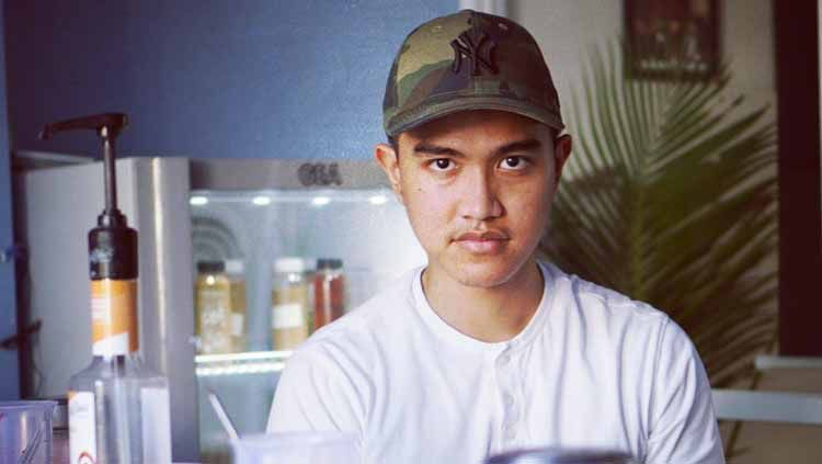 Kaesang Pangarep putra presiden Jokowi. Copyright: © kaesangp
