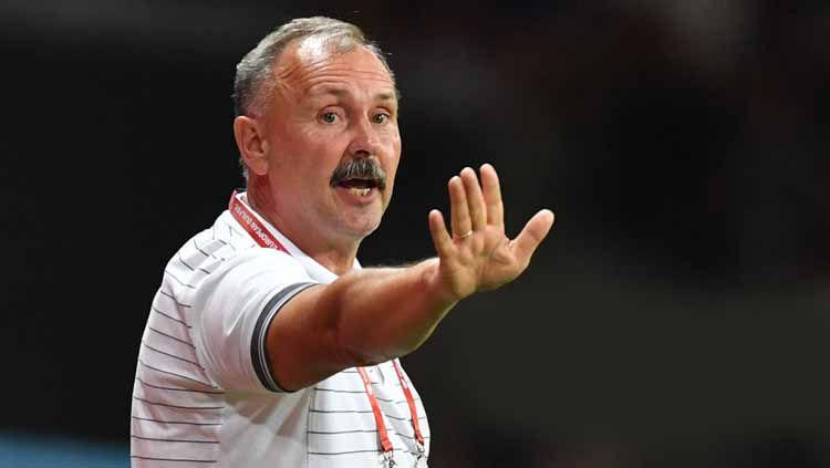 Igor Kriushenko pelatih asal Belarus yang diisukan gabung klub Liga 1, Tira Persikabo. Copyright: © Marius Becker/picture alliance via Getty Images